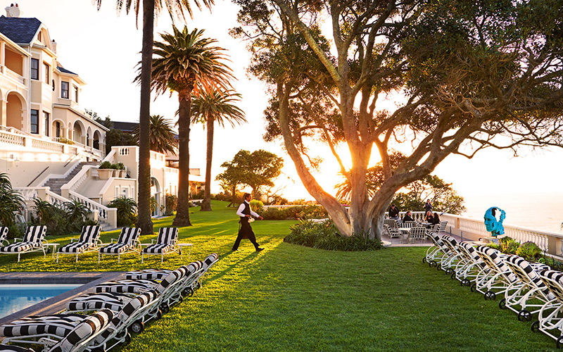 Ellerman House is the essence of luxury, refinement and exceptional service