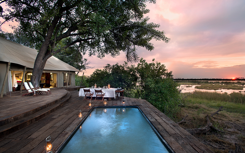Exclusively for those who want to truly immerse themselves in the grandeur of a classic safari experience