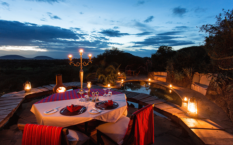 Cuisine is part and parcel of any travel experience and even more so when in safari