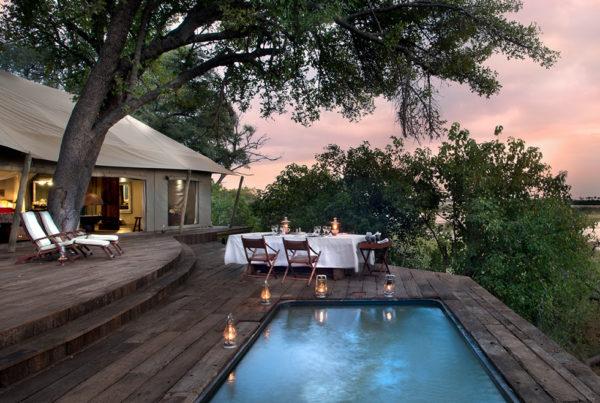 Zarafa private pool