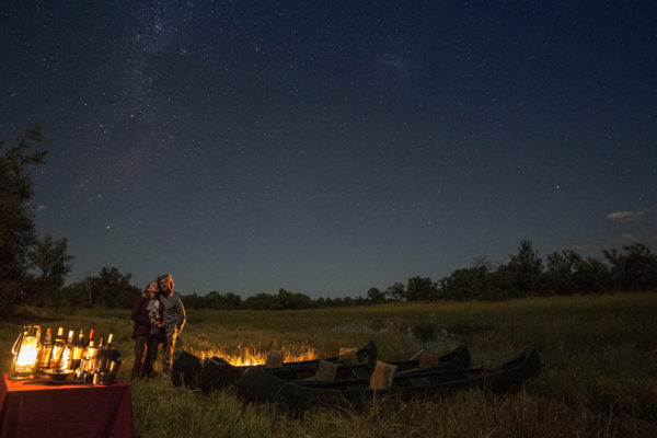 great-plains-conservation-selinda-adventure-trail-walking-stars-night-dining-couples