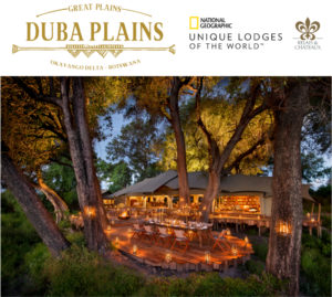Duba Plains Camp