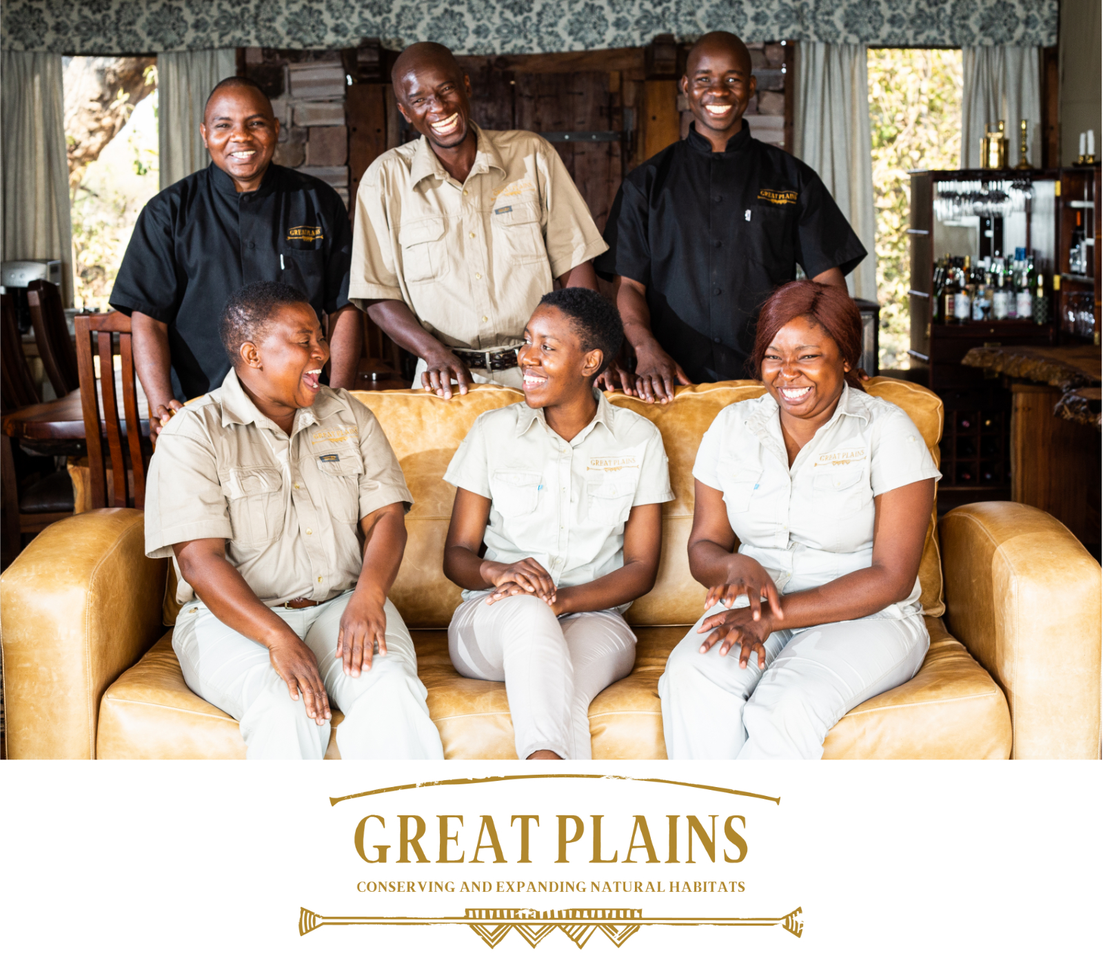 Mpala Jena Camp & Duba Plains Camp join prestigious organisations